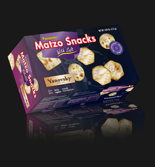 matzo snacks